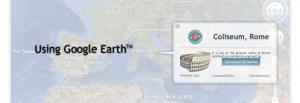 ARSights Using Google Earth