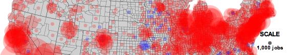Interactive Unemployment Map