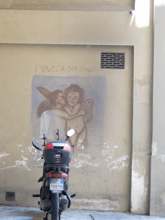 Florence Italy street art
